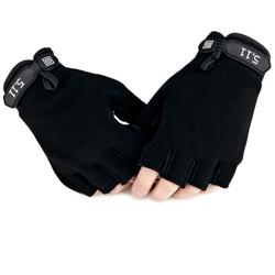 Găng tay xe máy - Găng tay cụt ngón asp 511