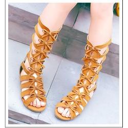 giày sandal bé gái 3-11 tuổi