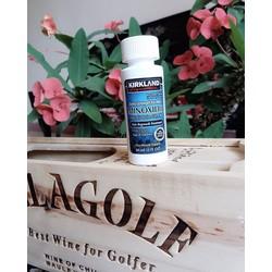 FDA Phê duyệt - Thuốc mọc Tóc râu USA Minoxidil 5 Kirkland - 1 Chai