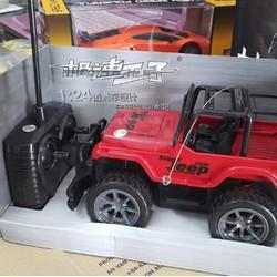 Xe Jeep điều khiển từ xa - VP198