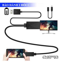 Cáp Chuyển Đổi Từ Điện Thoại Sang Tivi Qua Cổng HDMI
