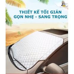 Tấm chống nóng kính lái ô tô