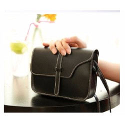 Túi xách nữ màu đen-v54
