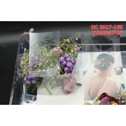 Bộ cài tóc cô dâu kết hợp với nhiều hoa