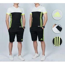 bộ quần áo thể thao cotton nam