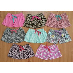 Quần đùi VNXK cho bé gái từ 6 tháng đến 5-6 tuổi