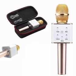 Micro karaoke kèm loa bluetooth Q7 thế hệ mới - BQ184