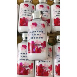 Lotion Bath body works Japanese Cherry Blossom