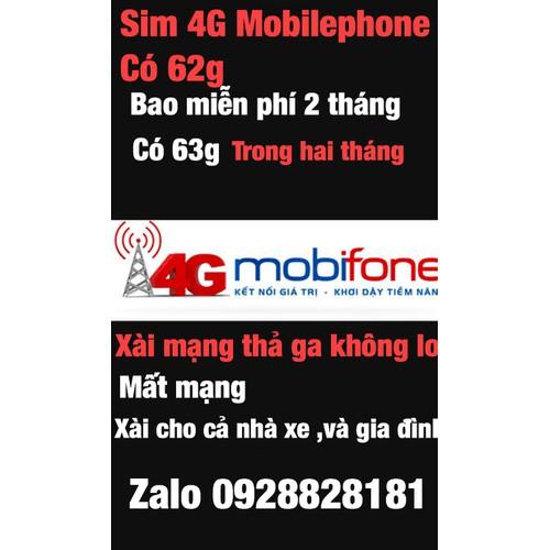 sim mobilephone tốc độ cao nhất