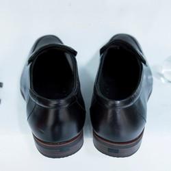 Giày Tây Nam Oxford Đen da bò kiểu trơn giá tốt nhất