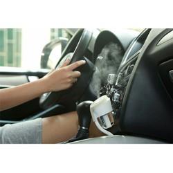 tẩu tạo ẩm Nanum trên ô tô