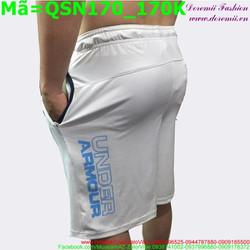 Quần short thun cotton nam nhiều màu sắc trẻ trung QSN170