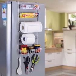 [ANNY] Giá Treo Đồ Tủ Lạnh Nhiều Tầng Đa Năng