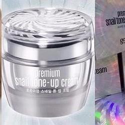 Kem trắng da Snail Tone-up Cream