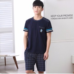 Bộ quần áo nam mặc nhà - #3507