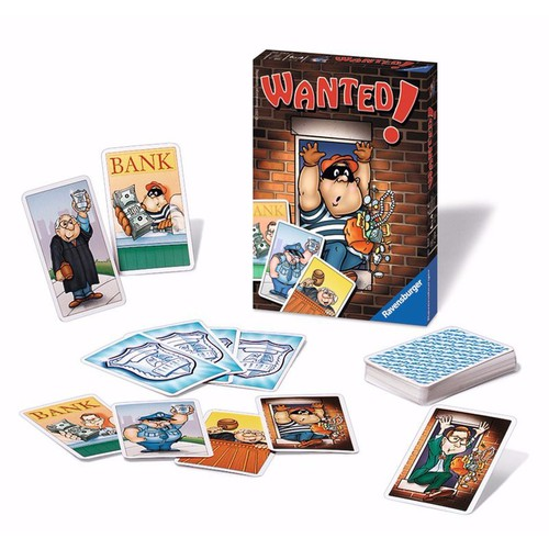 Wanted - Boardgame Lệnh Truy Nã