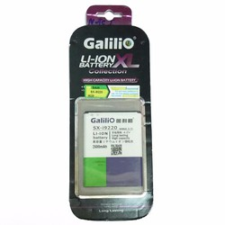 Pin Galilio Samsung Galaxy Note - i9220