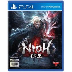 Đĩa game Nioh