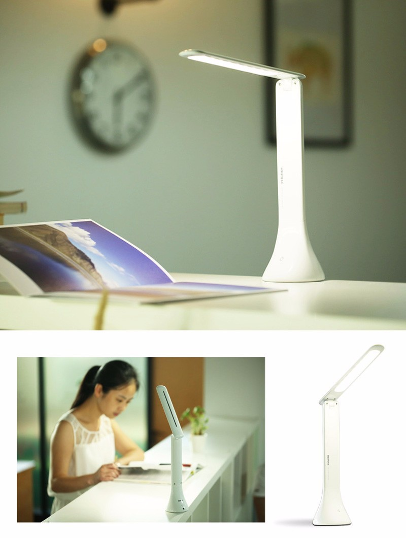 Đèn Led học,đọc sách chống cận tích điện 3 chế độ sáng REMAX RL-E180 5