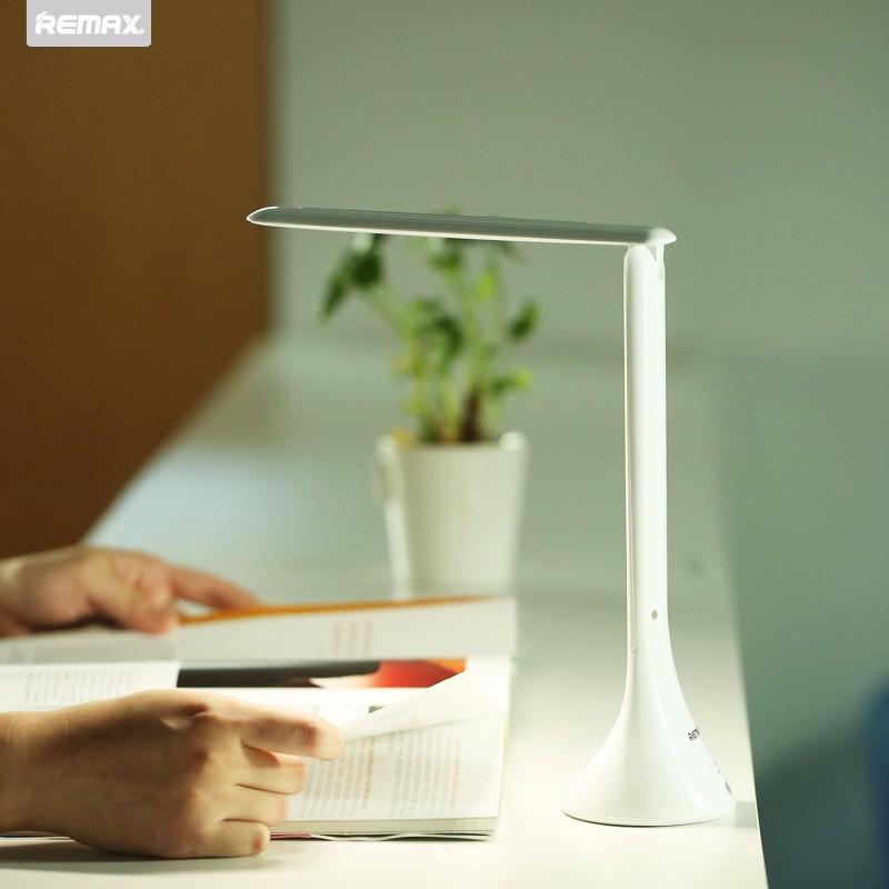 Đèn Led học,đọc sách chống cận tích điện 3 chế độ sáng REMAX RL-E180 3