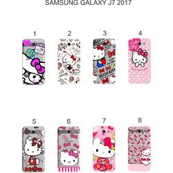 Ốp lưng Samsung Galaxy J7 2017 dẻo in hình Kitty