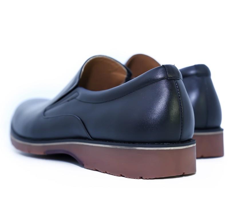Giày lười nam chất liệu da cao cấp 1
