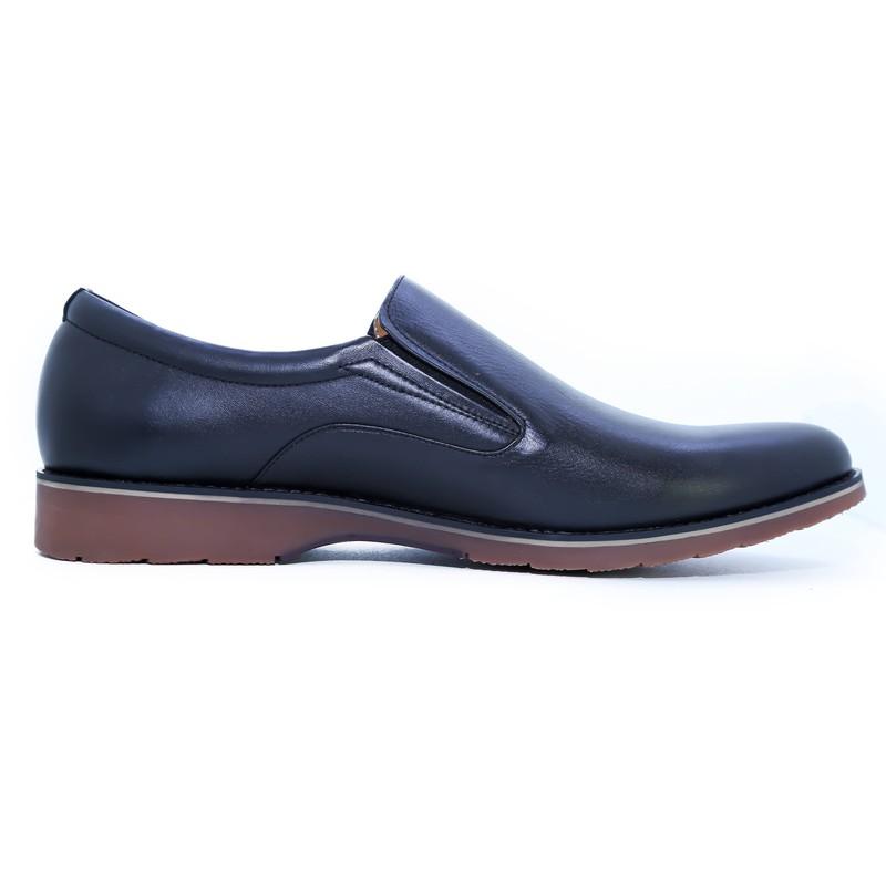 Giày lười nam chất liệu da cao cấp 4