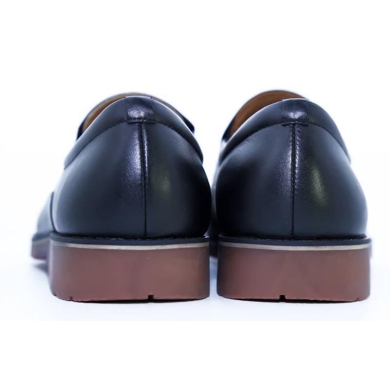Giày lười nam chất liệu da cao cấp 2