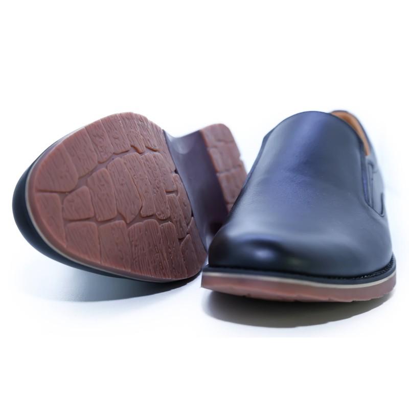 Giày lười nam chất liệu da cao cấp 7