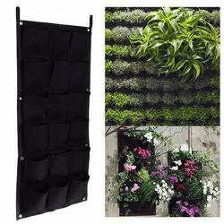 Túi vải trồng cây treo tường 20 ô
