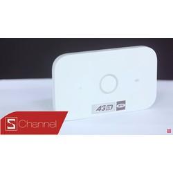 Bộ phát sóng wifi di động từ sim 3G.4G Huawei E5573 tốc độ cao-Trắng