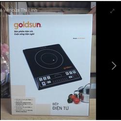 Bếp điện từ goldsun