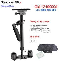 Steadicam S60 quay phim chuyên nghiệp