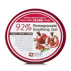 Gel dưỡng da chiết xuất lựu SNP Pomegranate 92 Soothing