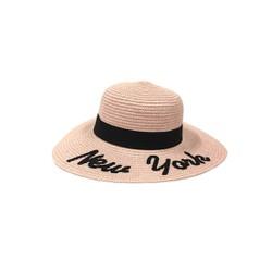 Nón vành nữ thời trang cao cấp New York H62