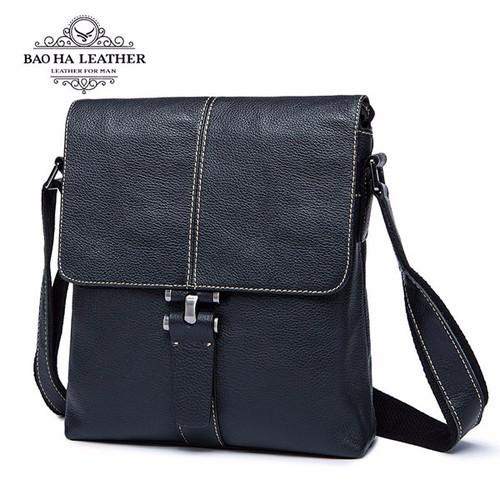 Túi đeo chéo khóa chữ H – BHM8835