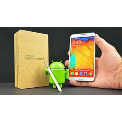 Ốp lưng Samsung Galaxy Note 3 dẻo trong suốt