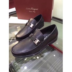 SMN1030.Giày da nam hàng hiệu Ferragamo tháng 5.2017
