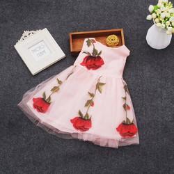 Đầm em bé 2-3 tuổi