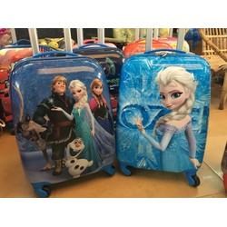 Vali kéo cho bé Elsa