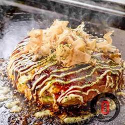 Sỉ và lẻ bột làm bánh xèo Nhật Okonomiyaki