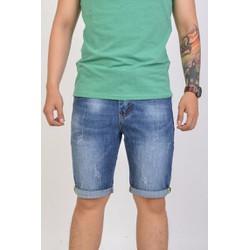Quần short jeans xanh SJ17