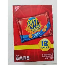 Ritz Bits phô mai 12 gói
