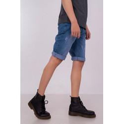 Quần short jeans xanh SJ14