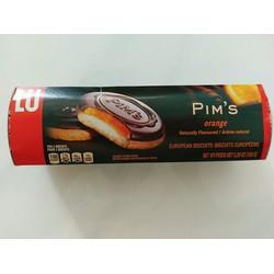 Bánh LU Pim - orange - raspberry