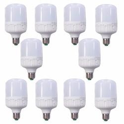 Combo 10 bóng đèn led trụ 18W giá tốt