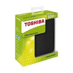 Ổ CỨNG DI ĐỘNG 500GB TOSHIBA.