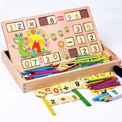 Bộ đồ chơi toán học - đồ chơi cho bé