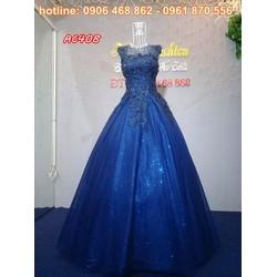 áo cưới kết cườm AC408