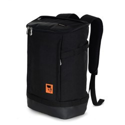 Balo laptop Mikkor The Irvin Backpack Black